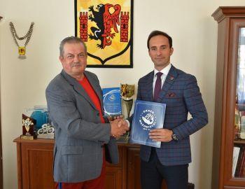 Spotkanie z Burmistrzem Miasta Rypina